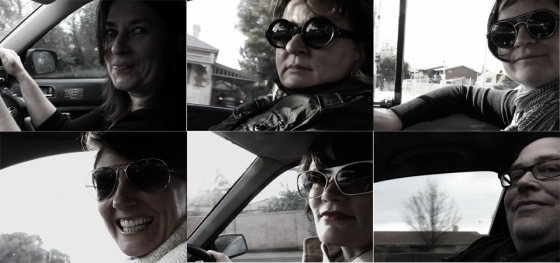 Stills from Driving Movie for Sary